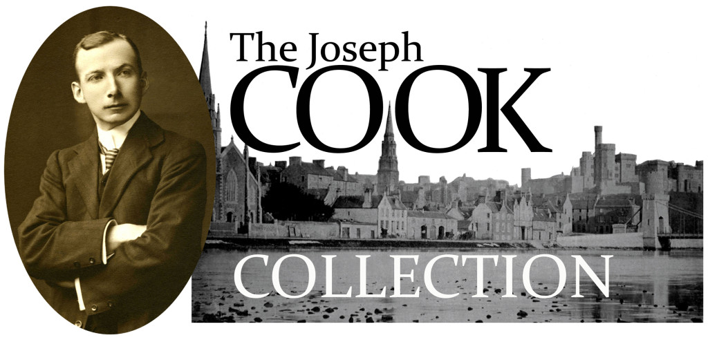 The Joseph Cook Collection