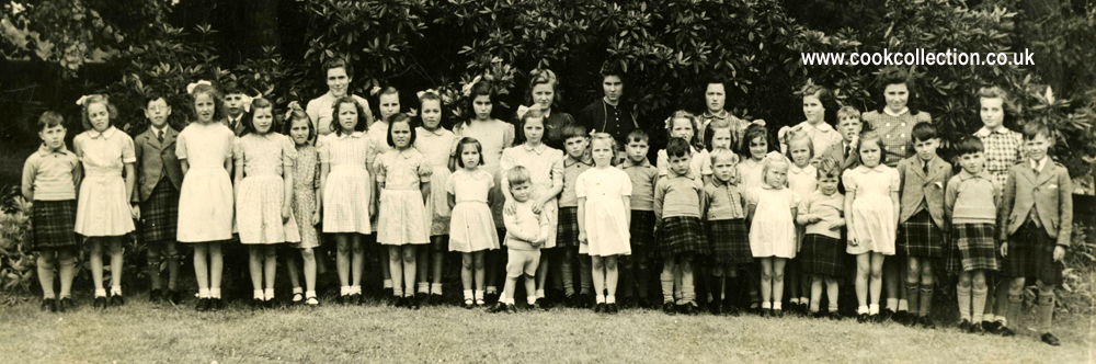 Children of the Highland Orphanage