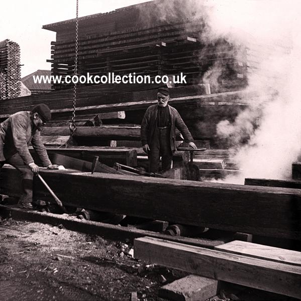 Walker's Sawmill