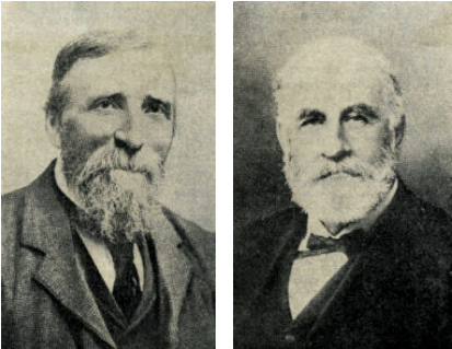 Robert Cook and George Walker