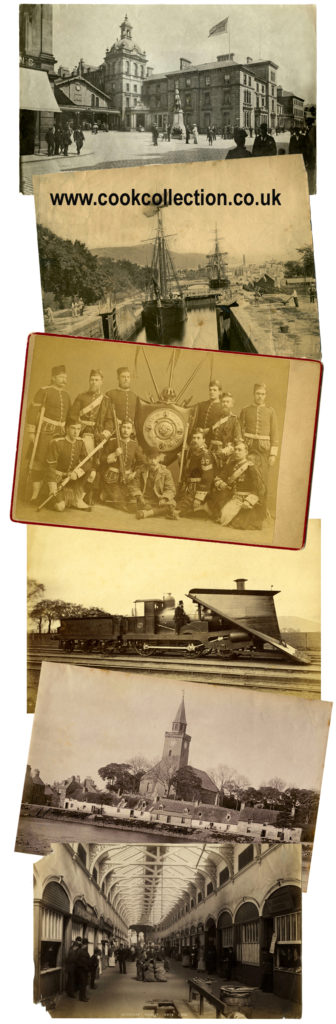 Original photograph prints from the Cook-Massey Collection