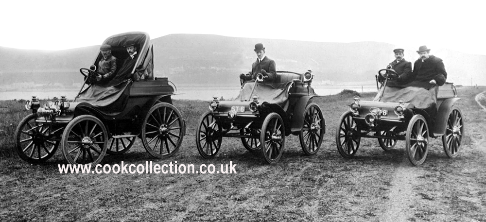 Doctor's and their cars at South Kessock